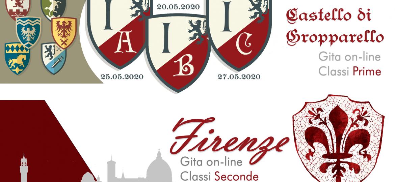 Locandina Gite on-line Prime e Seconde